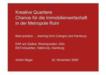 Präsentation Achim Nagel