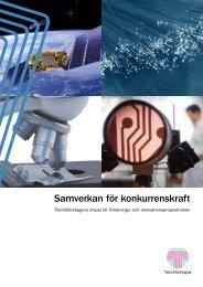 Samverkan för konkurrenskraft - Teknikföretagen