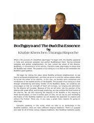 Bodhgaya and The Bodhgaya and The Buddha ... - GetResponse