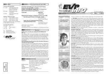 Baselland - EVP