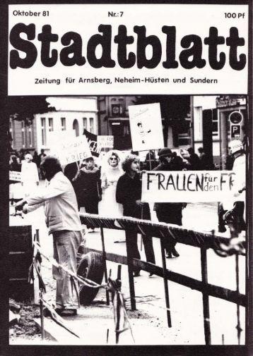 07 | Okt. 1981 - neheims-netz.de