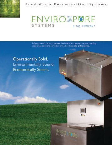 EnviroPure Brochure on 1-21-14