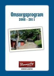 Omsorgsprogram - Vimmerby Kommun