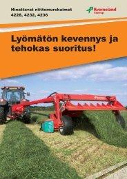 Mattoperä - Agritek Oy