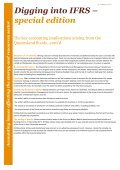 Digging into special edition igging into IFRS – ecial edition - PwC - Page 2
