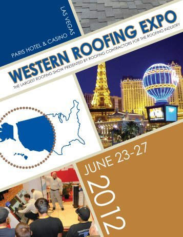 WESTERN ROOFING EXPO - Western States Roofing Contractors ...