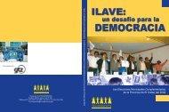 ilave frente a la democracia - Cholonautas