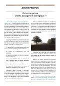 La Charte paysagère et écologique de la CAPE - Page 3