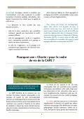 La Charte paysagère et écologique de la CAPE - Page 4