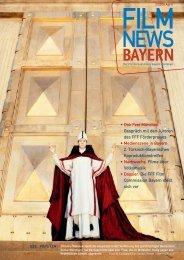 2008 Frühjahr 2009 - FilmFernsehFonds Bayern