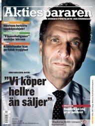 """Finanshuliganer"""" smörjer börsen Räntefonder kan ... - Aktiespararna"""