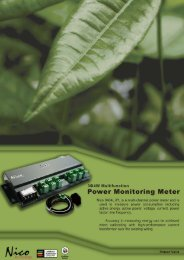 Power Monitoring Meter 8404L