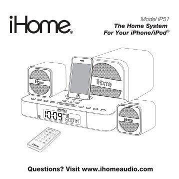 Ih9 user manual