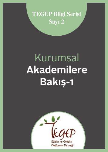 TEGEP_Bilgi_Serisi_2_Kurumsal_Akademilere_Bakis-1