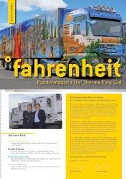 Edition 01/2012 Auf einen Blick - THERMO KING SÜD