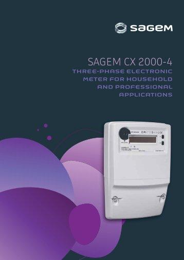 SAGEM CX 2000-4