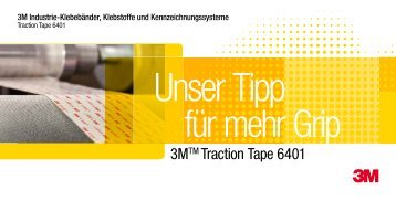 3MTM Traction Tape 6401