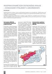rozpracované zúr ústeckého kraje - Ústav územního rozvoje