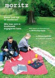 geht's zur pdf-Version des Hefts. - webMoritz.de