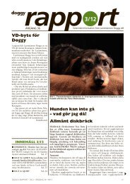 Doggy Rapport 3 - 2012 - Doggy Professional