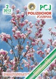 2012 - Polizeichor Frankfurt am Main eV
