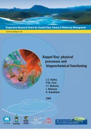 Keppel Bay: physical processes and biogeochemical ... - OzCoasts