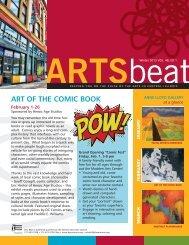 ARTSbeat Winter 2013 Newsletter - Decatur Area Arts Council