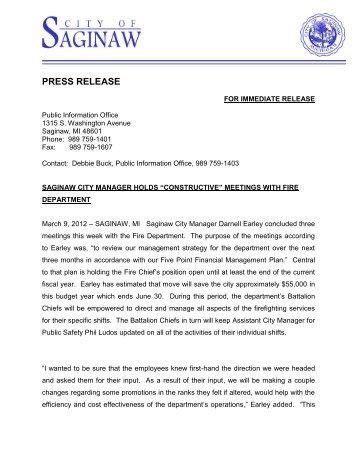 Fire Dept Mtg 3-9-12.pdf - MLive.com