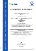 CERTIFICATE - TMS - Page 2