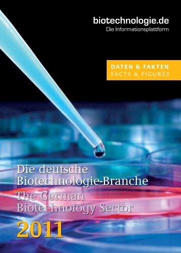 Download PDF (2,8 MB) - Biotechnologie.de