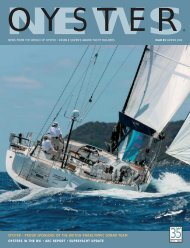 Download PDF - Oyster News 65 -  Oyster Yachts