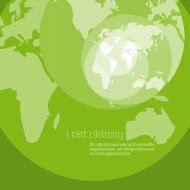 i rätt riktning - Fonden För Mänskliga Rättigheter