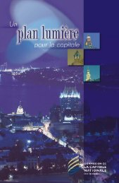 Mise en lumière - Un plan lumière pour la capitale - Commission de ...
