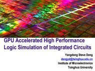 Logic Simulation - GPU Technology Conference