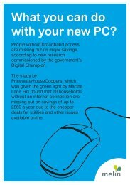 What you can do with your new PC? - Melin Homes