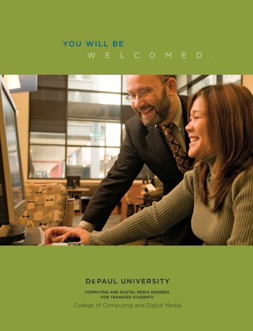 Computing and Digital Media - DePaul University