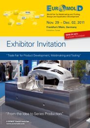 Exhibitor Invitation - Euromold