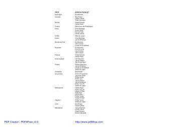 Articles of Association 2006 - Omnia