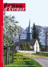 N° 13 - 27 juin 2011 - Diocèse d'Evreux
