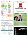 February 2008 - Castle Rock Chamber of Commerce - Page 6