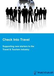 Check Into Travel - E - Learn