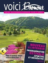 voici_bromont_vo l14_no2.pdf - Ville de Bromont
