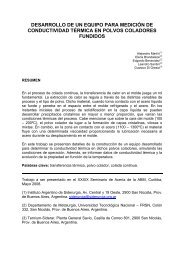 desarrollo de un equipo para medición de conductividad térmica en ...