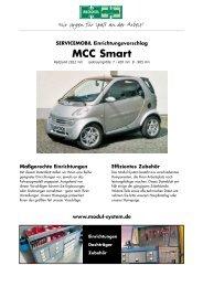 MCC Smart - thoma mobil