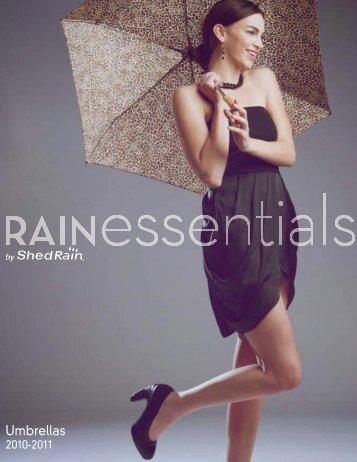 Umbrellas - ShedRain