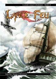 Lance-Feu - Le Scriptorium