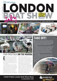 TAKE OFF! - London Boat Show