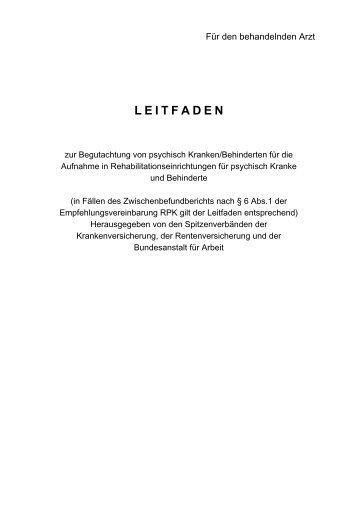 L E I T  F A D E N - THERAPEUTIKUM Heilbronn