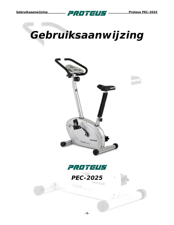 Инструкция proteus pec 3650