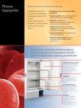 Blutbank- kühlschränke - Seite 6